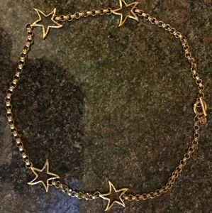 Vintage Givenchy Gold Chain
